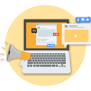 Digital Marketing - Paper Net will consistently engage your audience and promote your brand to advance your business through search engines, social media, and email marketing
